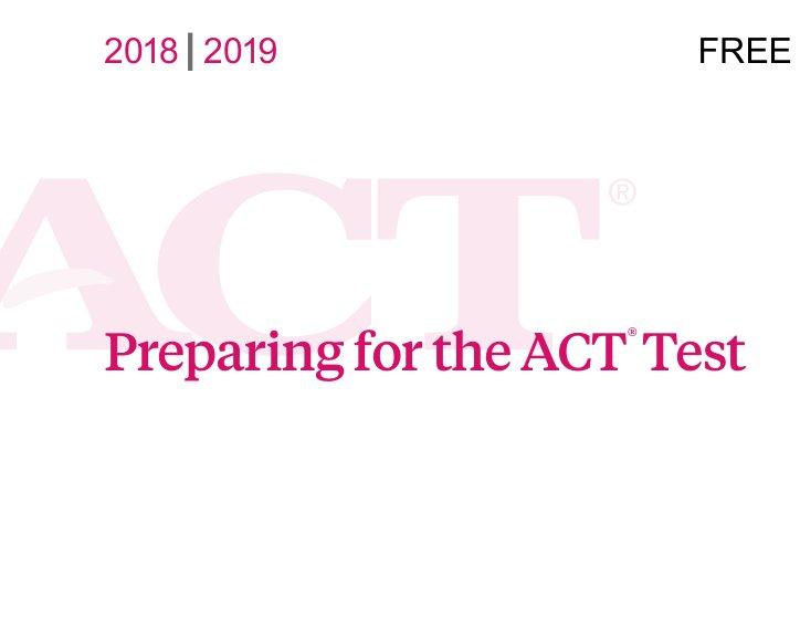 Quantum ACT Prep on Twitter: