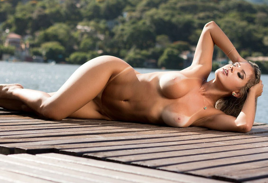 Vanessa bush strips naked