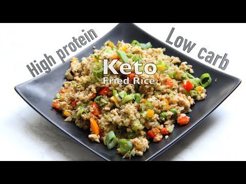 The Best vegan Keto Cauliflower Fried Rice with Tofu Video Recipe | Bhavna's Kitchen https://t.co/OMwZNZ58re https://t.co/3E7sdVqQiy