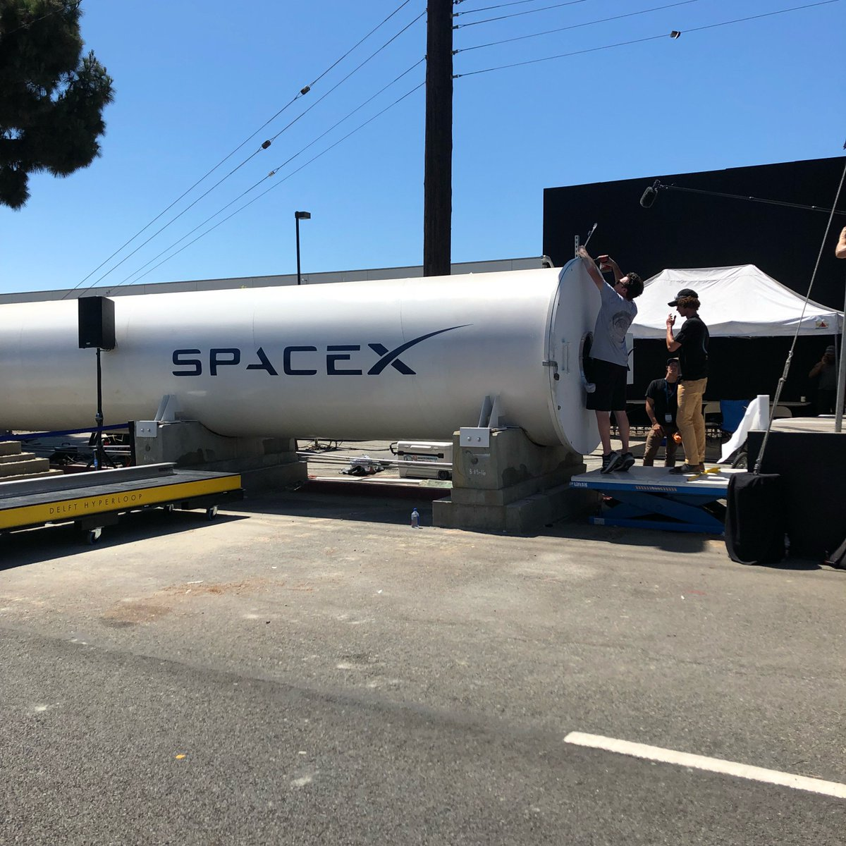 All about Spacex Hyperloop Texas - r18worker info