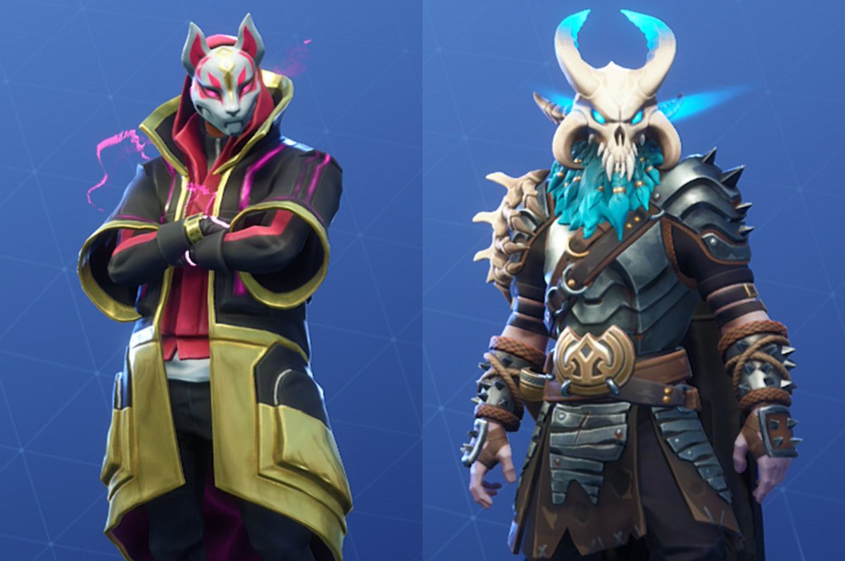 Fortnite Feed On Twitter Quot Which One Do You Like The Most