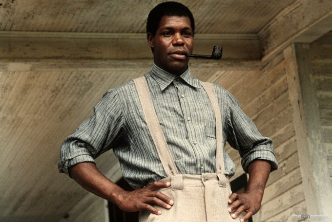 Happy birthday to THE COLOR PURPLE actor Danny Glover. Many happy returns, sir (or Mister, rather. ;))
