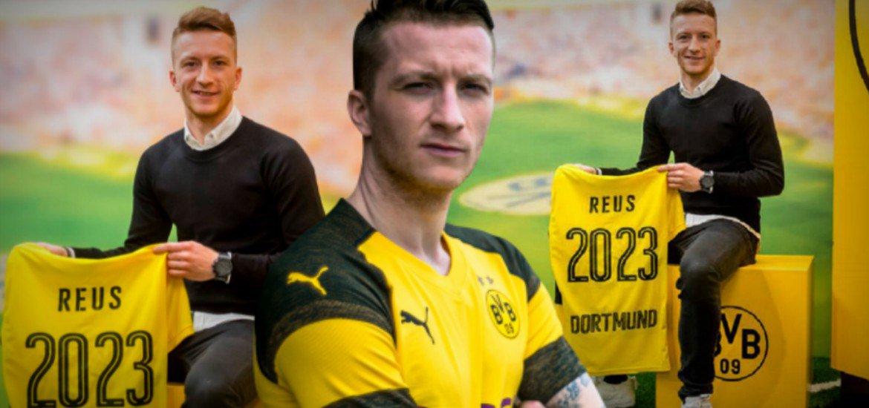 DISTINTO A MUCHOS. Las razones por las que Marco Reus decidió seguir en el Borussia Dortmund: somosinvictos.com/2018/07/22/dis…