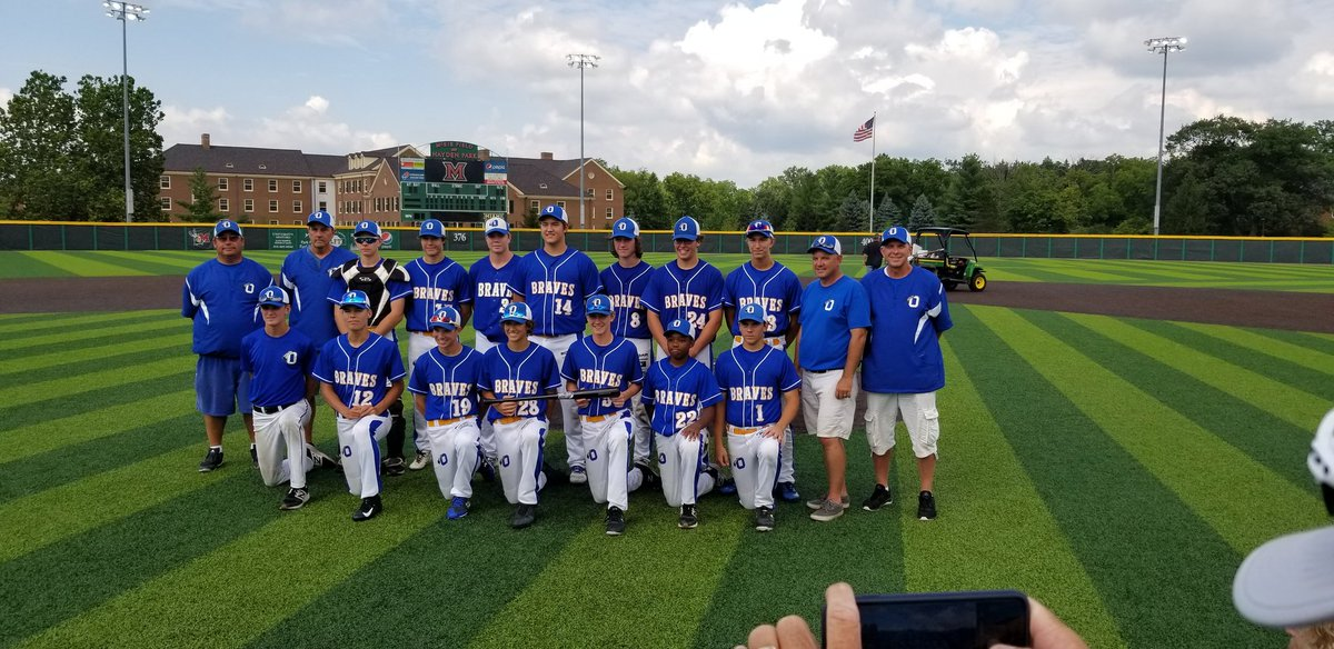 Uzivatel 16u Olentangy Berlin Bears Travel Baseball Team Na Twitteru Braves 15u Bring Home Cincy Flames Dinger Wood Bat Tournament Silver Bracket Championship With 7 5 Win Over Ohio Surge Cj Delgratta And