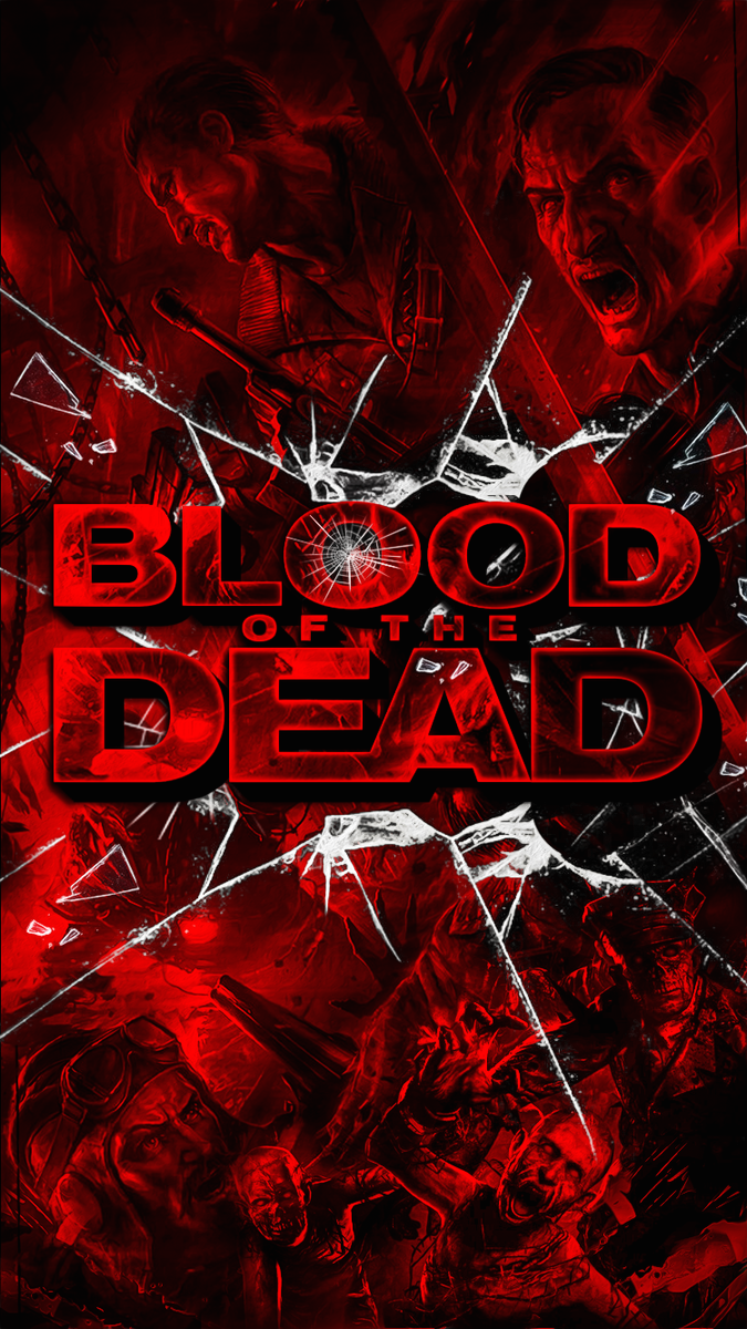 Hybs On Twitter Blood Of The Dead Wallpaper