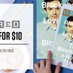 Get 12 months of WIRED for just $10, plus a free WIRED exclusive YubiKey 4! Subscribe now: https://t.co/aLP7fTs8K0