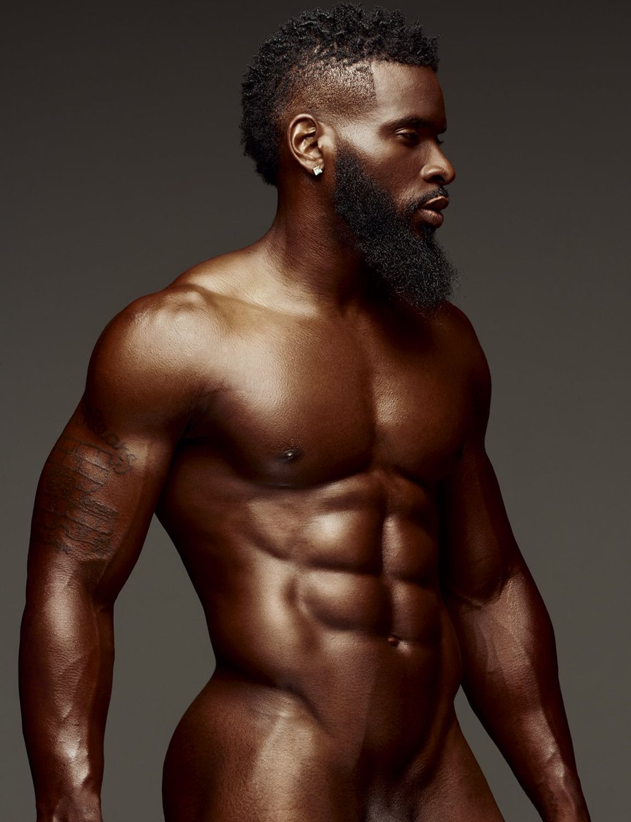 Fat beautiful naked black men #13