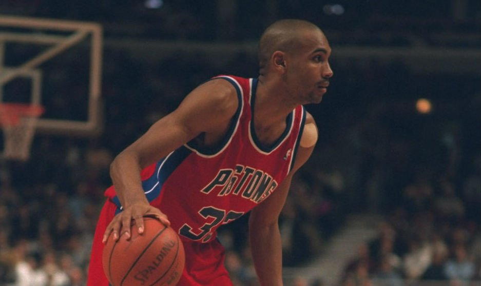 Ahead of his Hall of Fame enshrinement, @RealGrantHill is hinting at a @FILAUSA reunion. trib.al/AshxY9K