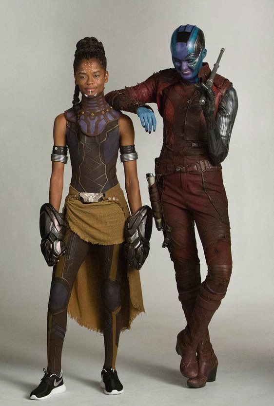 can you just imagine shuri &amp; nebula meeting though ??? imagine shuri ditching all of her projects to repair &amp; redesign some of nebula&#39;s parts so that they&#39;re more practical (&amp; stylish). imagine nebula bringing back new alien tech every week for shuri to take apart &amp; figure out. <br>http://pic.twitter.com/NsIERL1K4b