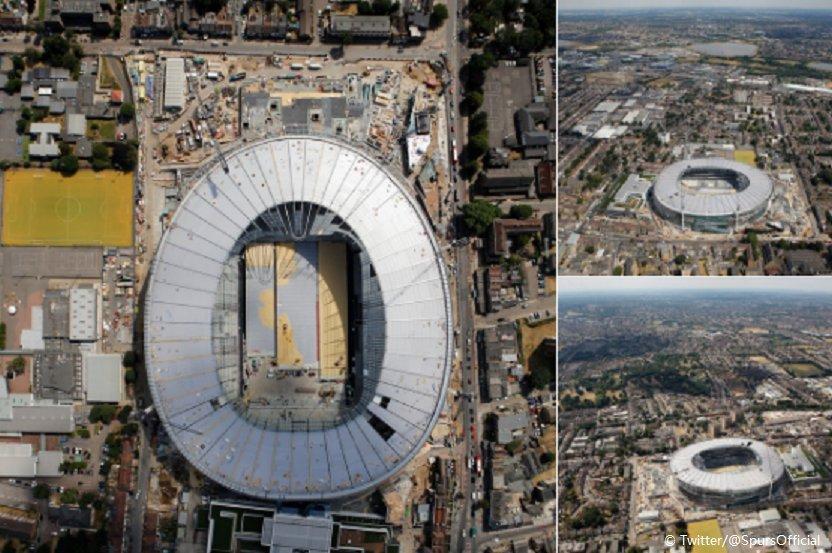 Туалет для 'Тоттенхэма': пользователи соцсетей высмеяли новый стадион   https://t.co/iICIcduKJV