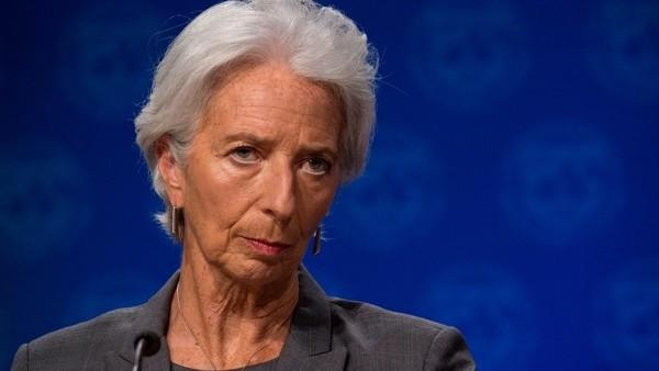 El avión de Christine Lagarde tuvo que aterrizar de emergencia en Ezeiza https://t.co/OY0Ys0LANH