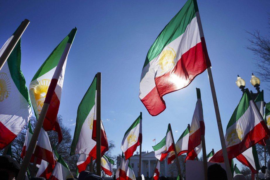 Washington «n'a pas peur» de viser le régime iranien https://t.co/fhoAmeBdbk