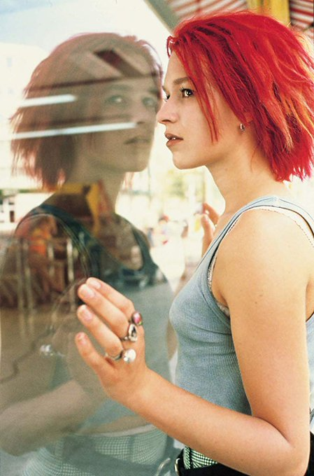 HAPPY BIRTHDAY Franka Potente  Run Lola Run  (Lola rennt 1998)