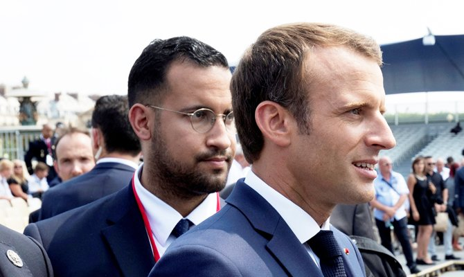 #France's Macron orders shake-up of presidency after bodyguard scandal-source https://t.co/IkcYy9WIjB