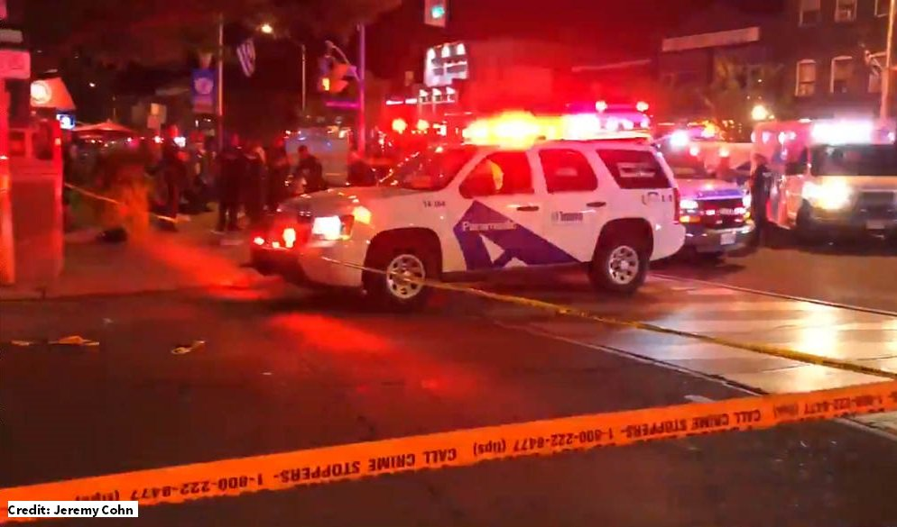 BREAKING: At least 8 people taken to hospital after shooting in Toronto, paramedics say https://t.co/pVd0APe8eH
