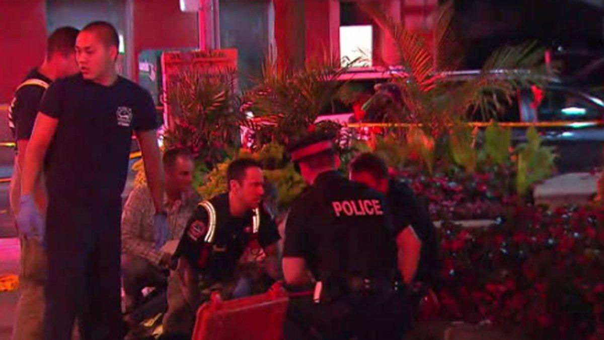DEVELOPING: Nine people shot on the Danforth; Police say suspected shooter dead https://t.co/tilc3WVJBl