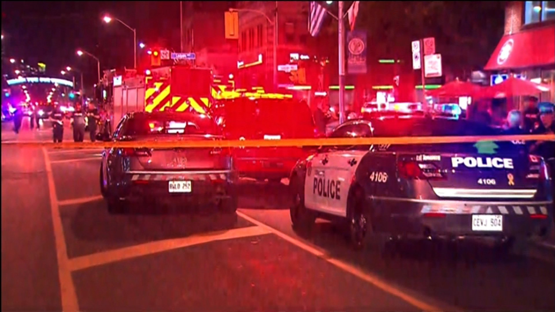 ÚLTIMA HORA Tiroteo en Toronto: varias personas están heridas  https://t.co/VcqmRgUmjp https://t.co/JopfMDp7ur