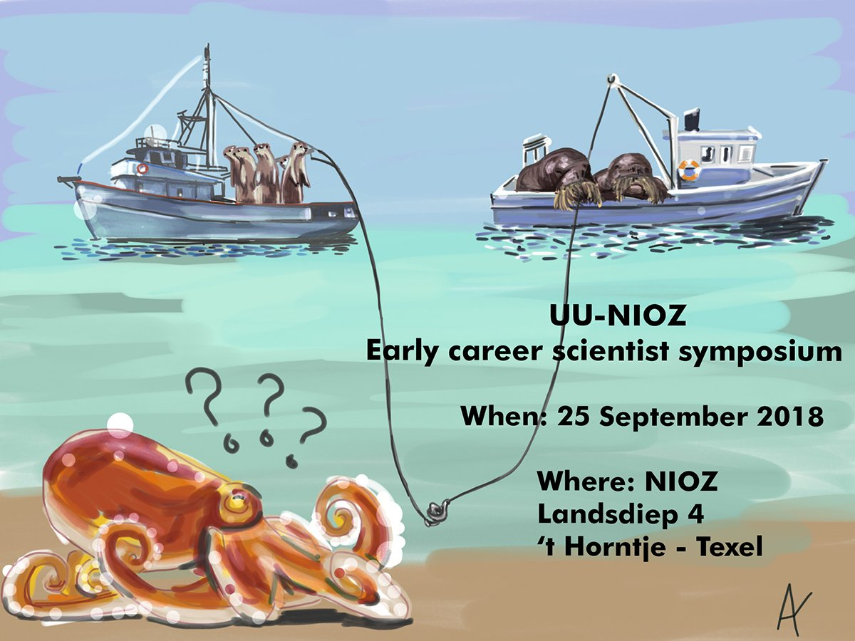 Join Us For The Uu Niozearlycarreerscientistsymposium September25th On Texel More Info Registration Https Goo Gl E48q42 Uubeta Uugeo Uuimau