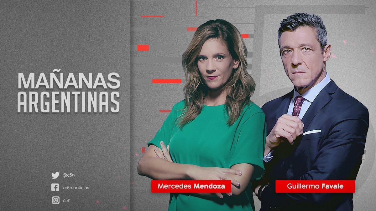☕🍞Lunes muy frío con máxima de 11º y cielo algo nublado en Buenos Aires. Seguí #MañanasArgentinas con @mumirm y @guillermofavale hasta las 9:30 hs. por https://t.co/Ya7uAtIdjT