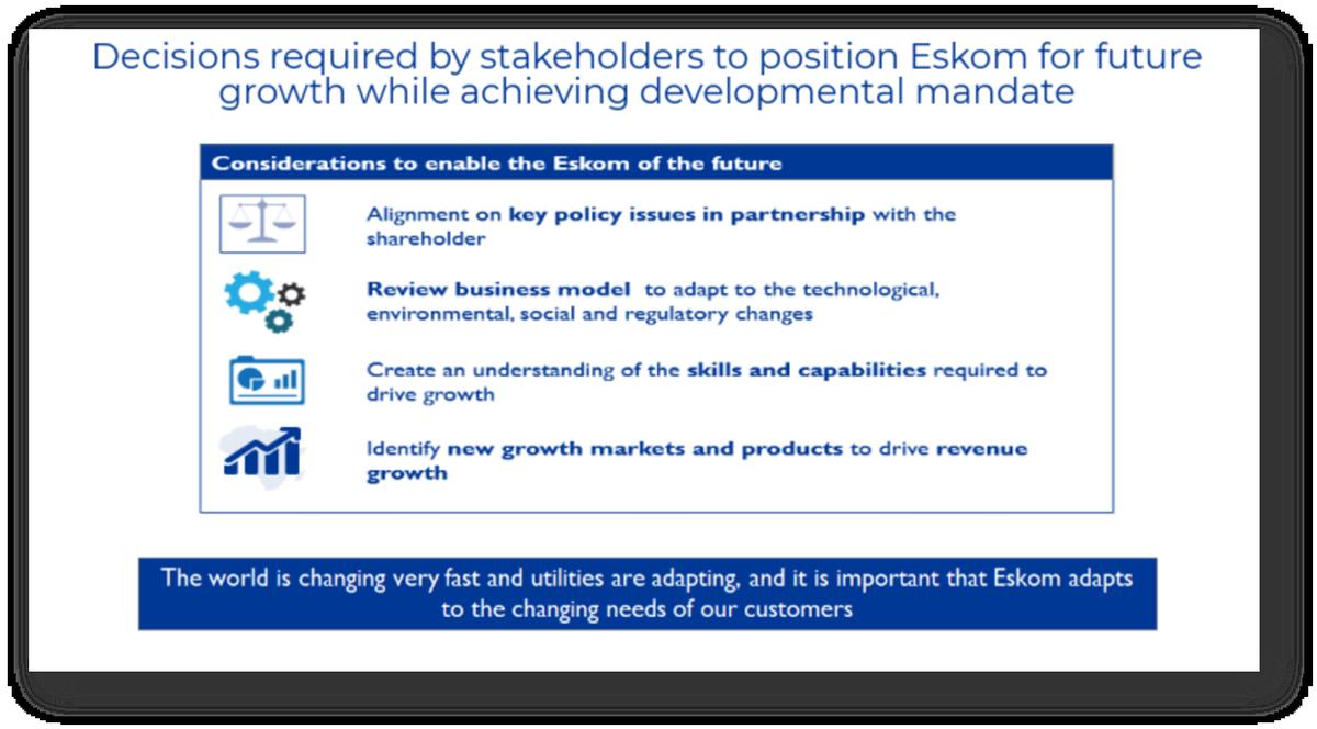 Eskom Hld SOC Ltd on Twitter: