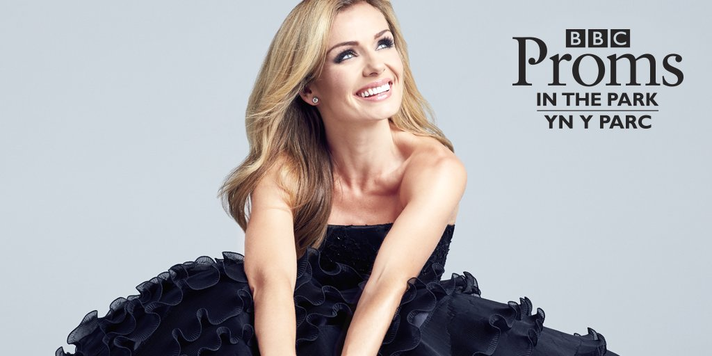 Join Katherine Jenkins for an unforgettable night!  🎼 BBC Proms in the Park 📆 Sat 8 Sept, Colwyn Bay  🎟️ Tickets: https://t.co/zwCTrPploO