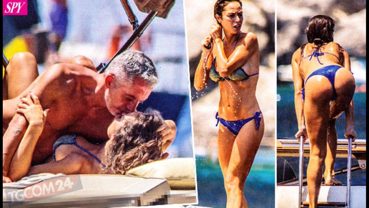 Vacanze bollenti a Capri per i promessi sposi Raffaella Fico e Moggi - https://t.co/dkFENmW9Vk #blogsicilianotizie #todaysport