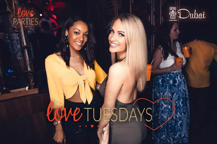 Grab your TIKI GANG Honeys... tomorrow is LADIES NIGHT💋🍉 and we treat Ladies to complimentary cocktails & wine unti 1AM!  #LOVETUESDAYS  @lovepartiesgroup . . For table reservations call or text Layla on +971 55 216 0181 - info@mahiki.ae . . . #Mahiki #MahikiDubai #MyDubai https://t.co/80CY3Vqy3L