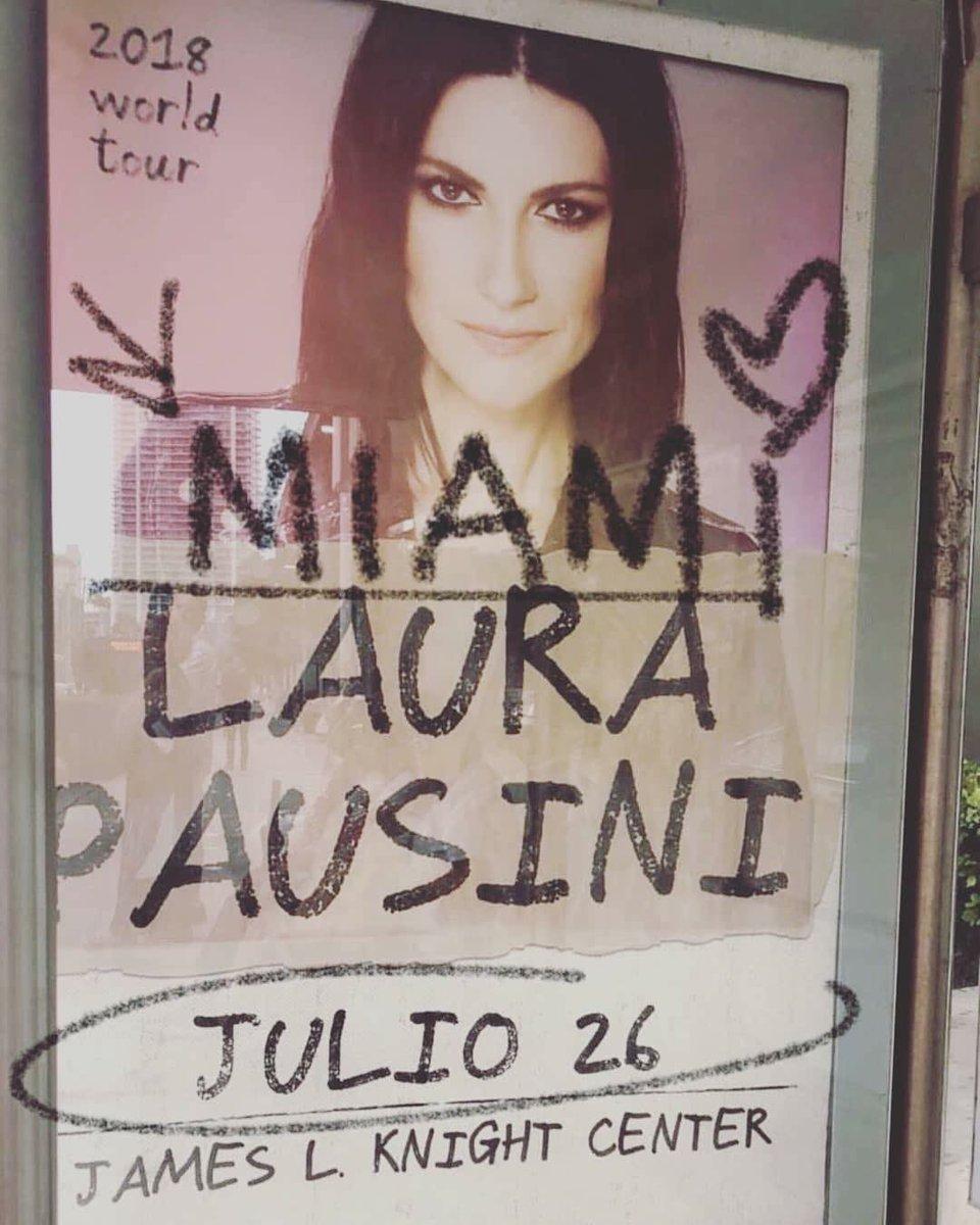 #Miami we're arriving #haztesentirworldtour