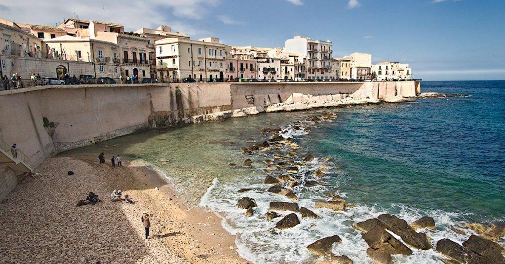 #blogsicilia La magnifica isola di Ortigia costituisce la parte più antica di Siracusa.