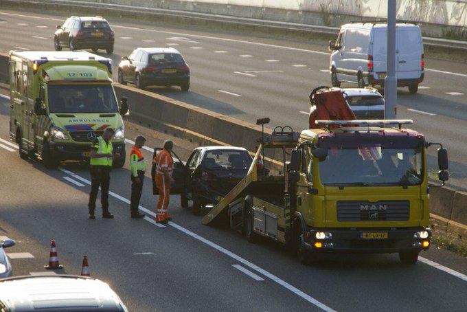 Lange file op rijksweg A20 na ongeval https://t.co/H1uXbNBAfY https://t.co/aDuMBhFevX