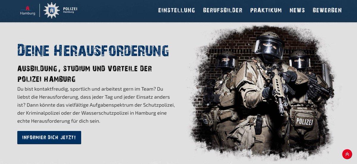 Polizei Hamburg On Twitter Schön Dass Unsere Kampagne So Viel