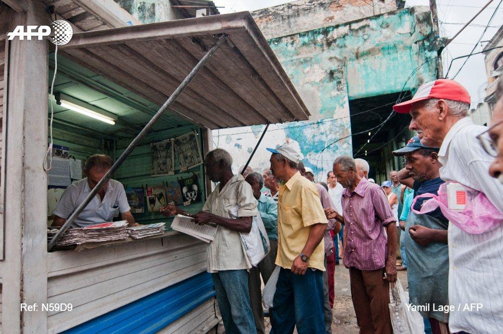 La economía cubana creció 1,1% en el primer semestre, dice el presidente Díaz-Canel #AFP https://t.co/fxJSuj1FyJ