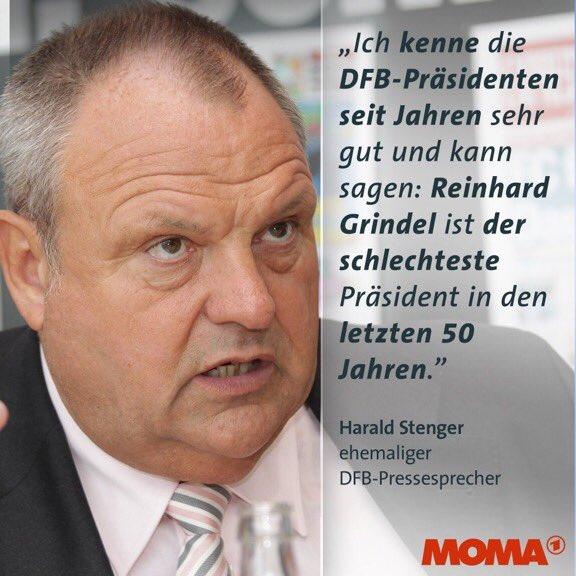 Reinhard Grindel Twitter