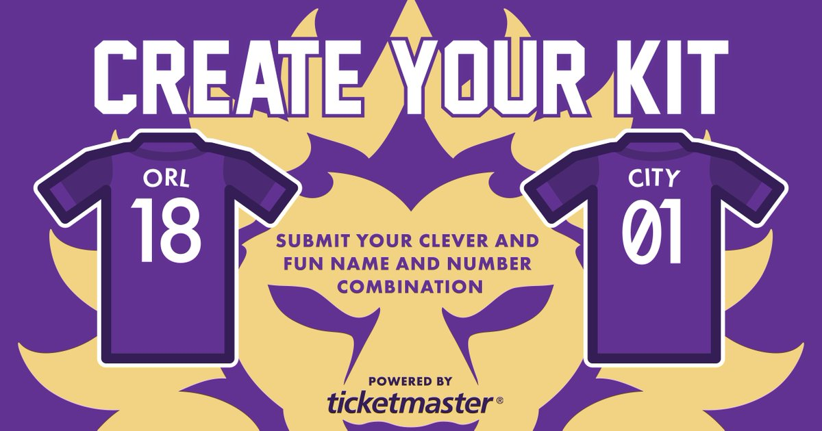 Ticketmaster on twitter our partners orlandocitysc believes check out their contest to find out how you could win tickets a meet and greet with a team member httpbit2zzdmjv picitteraurrymn9pq m4hsunfo