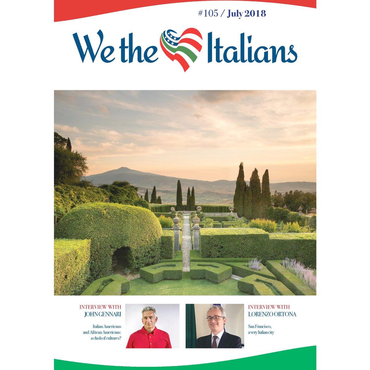 We the Italians on Twitter: