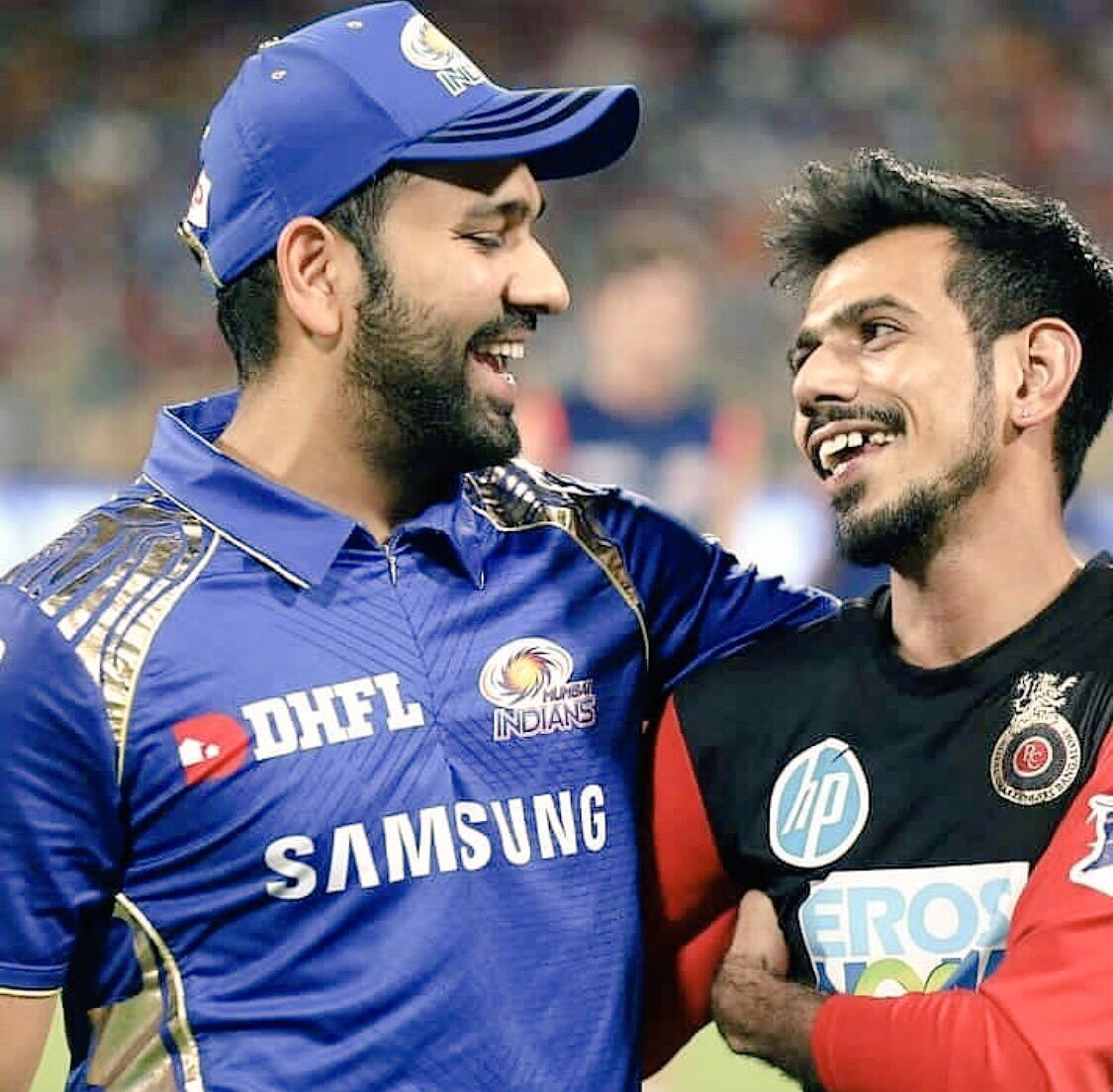 Wish you a great birthday little bro, may you continue to spin everyone into your web and impress one and all. And hope you find that missing tooth 🤨 @yuzi_chahal . Much love RS