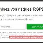 #RGPD Twitter Photo