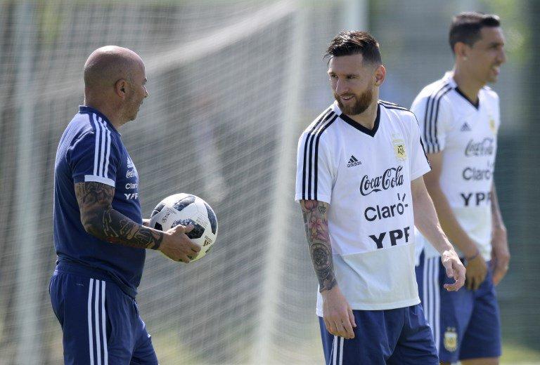 Filtran cómo fue áspera discusión de Lionel Messi con Jorge Sampaoli durante el Mundial de Rusia 2018 bit.ly/2LsYkz2