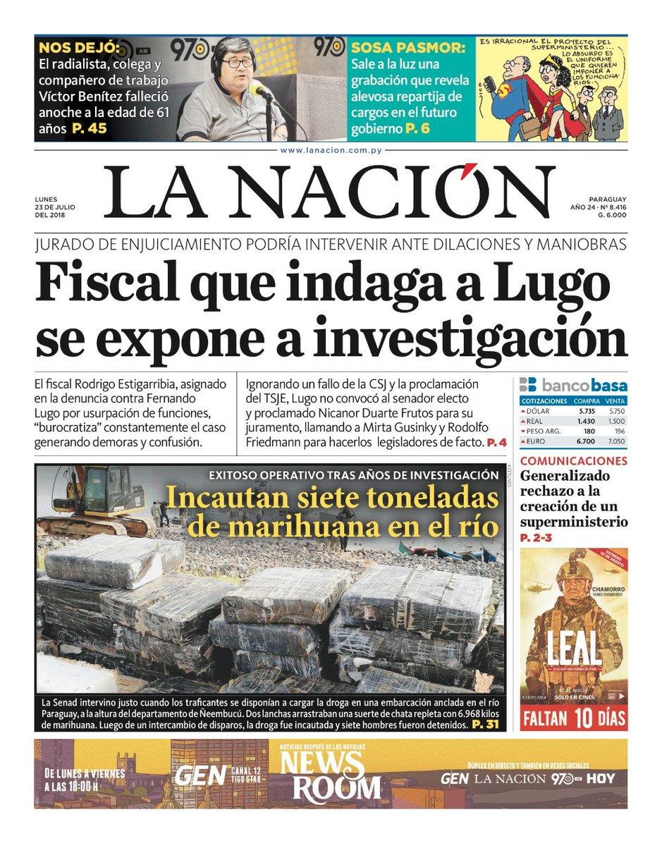 LA LECCIÓN DE LAGARDE | Paraguay Péichante ✓