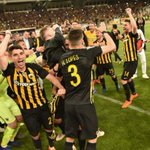 AEK Athens Twitter Photo