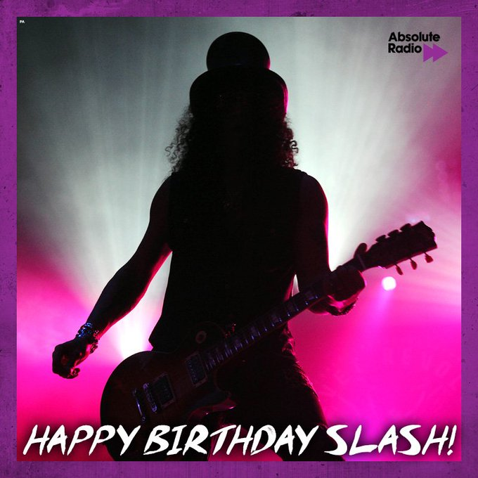 Happy birthday to A guitarist so iconic, you can recognise him by his silhouette alone...
