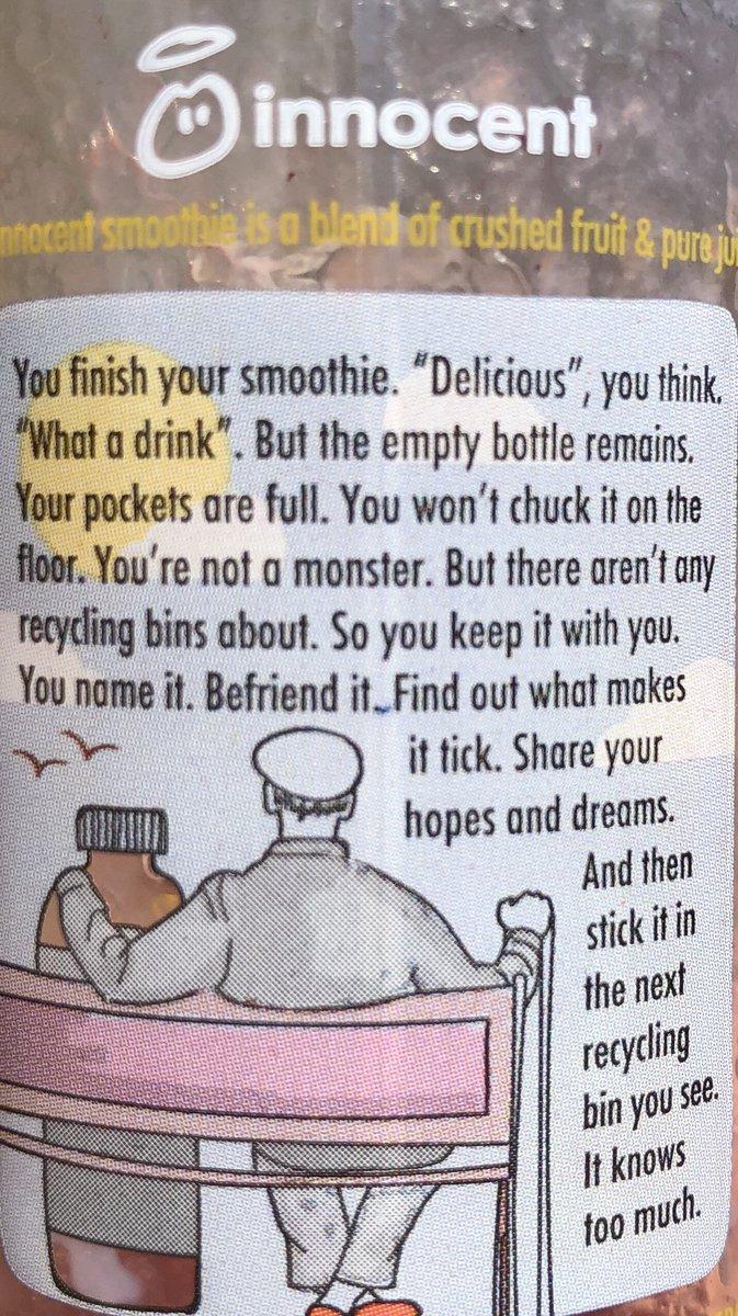 innocent smoothies csr
