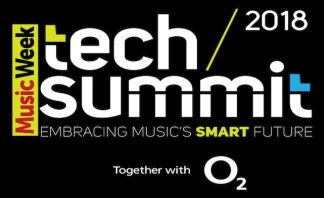 O2 is the headline sponsor for the inaugural Music Week Tech Summit at The O2 - full details on how to get involved here: https://t.co/wKpJ5NZz4q