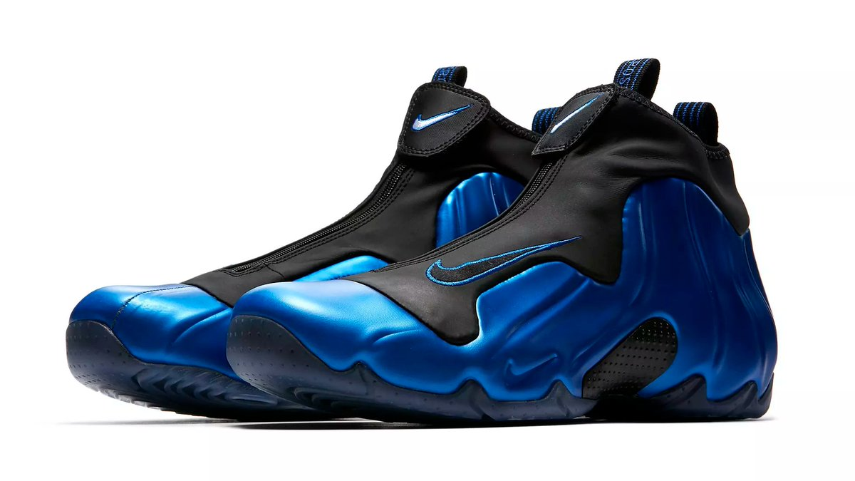 The Nike Flightposite is coming back in a familiar colorway: trib.al/a7hl3vF