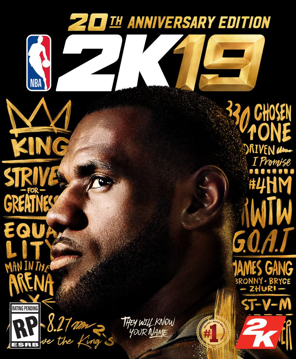 BLOG: NBA 2K19 - New Gameplay Details Revealed, In-Game Footage Debuts https://t.co/X7BAOvXsv7