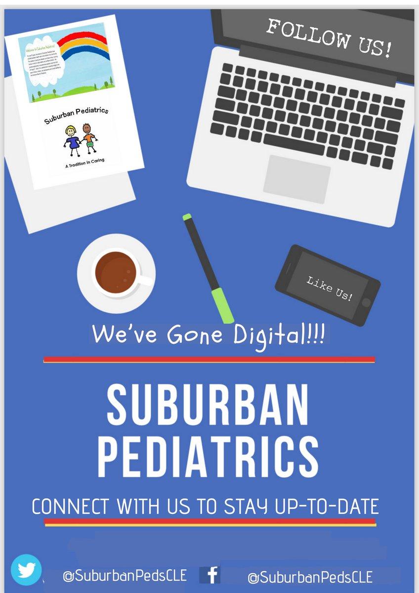 Suburban Pediatrics (@SuburbanPedsCLE) | Twitter