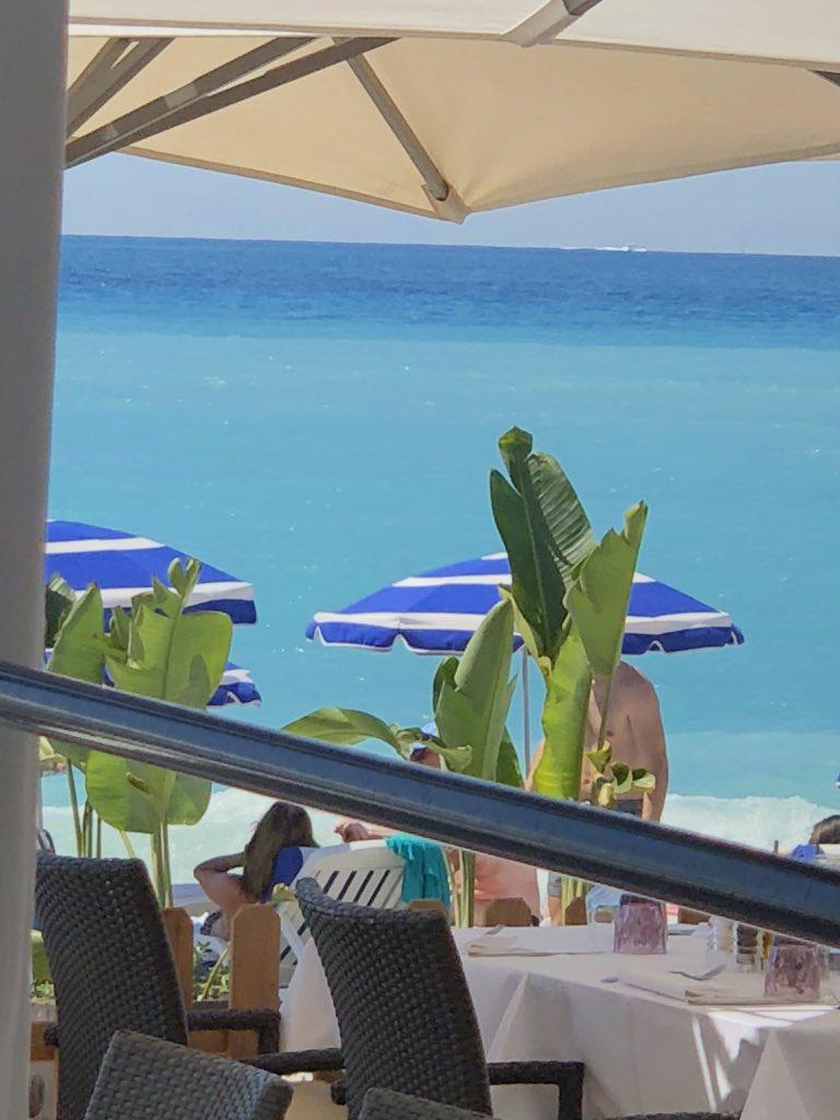 The Mediterranean...