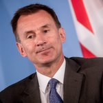Jeremy Hunt Twitter Photo
