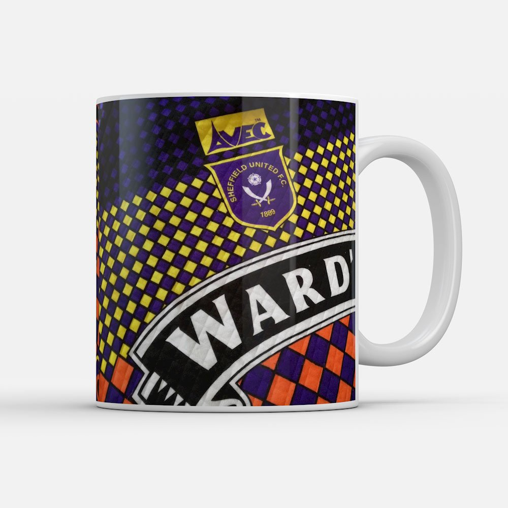 Blades! Grab a Ltd Edition 96-97 Keeper classic mug at http://theterracestore.com  Retweet for a chance to win a freebie #sufc #blades #twitterblades #sheffutd