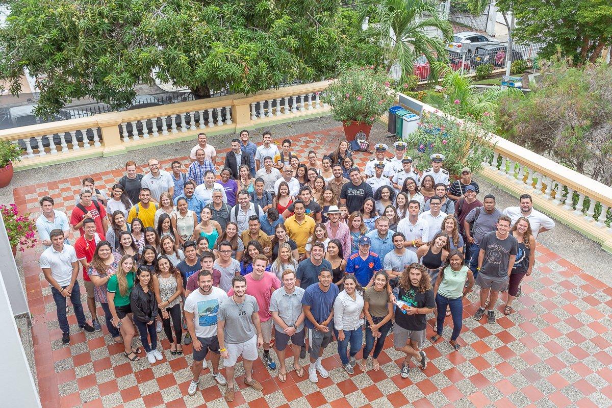 Escuela de Verano 2018, cada vez llegando a más rincones del mundo - UTB